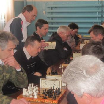 Шахматный турнир-2014