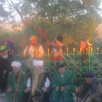 Визит Шейха Мехмед Адиль аль-Накшбанди